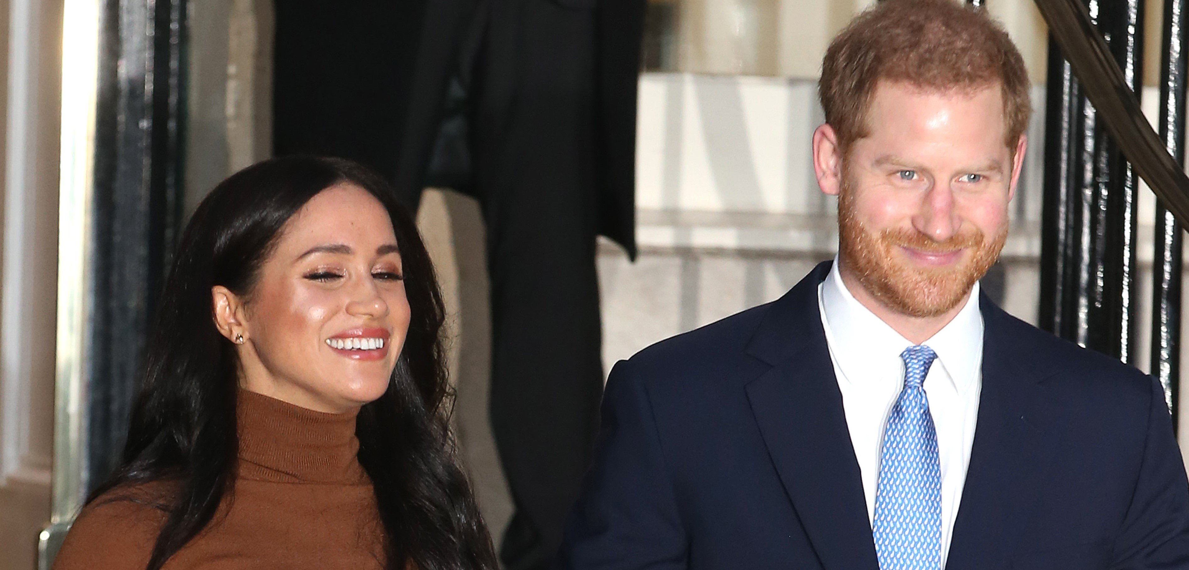 Meghan and Harry 'agree to tell-all interview' after quitting royal family