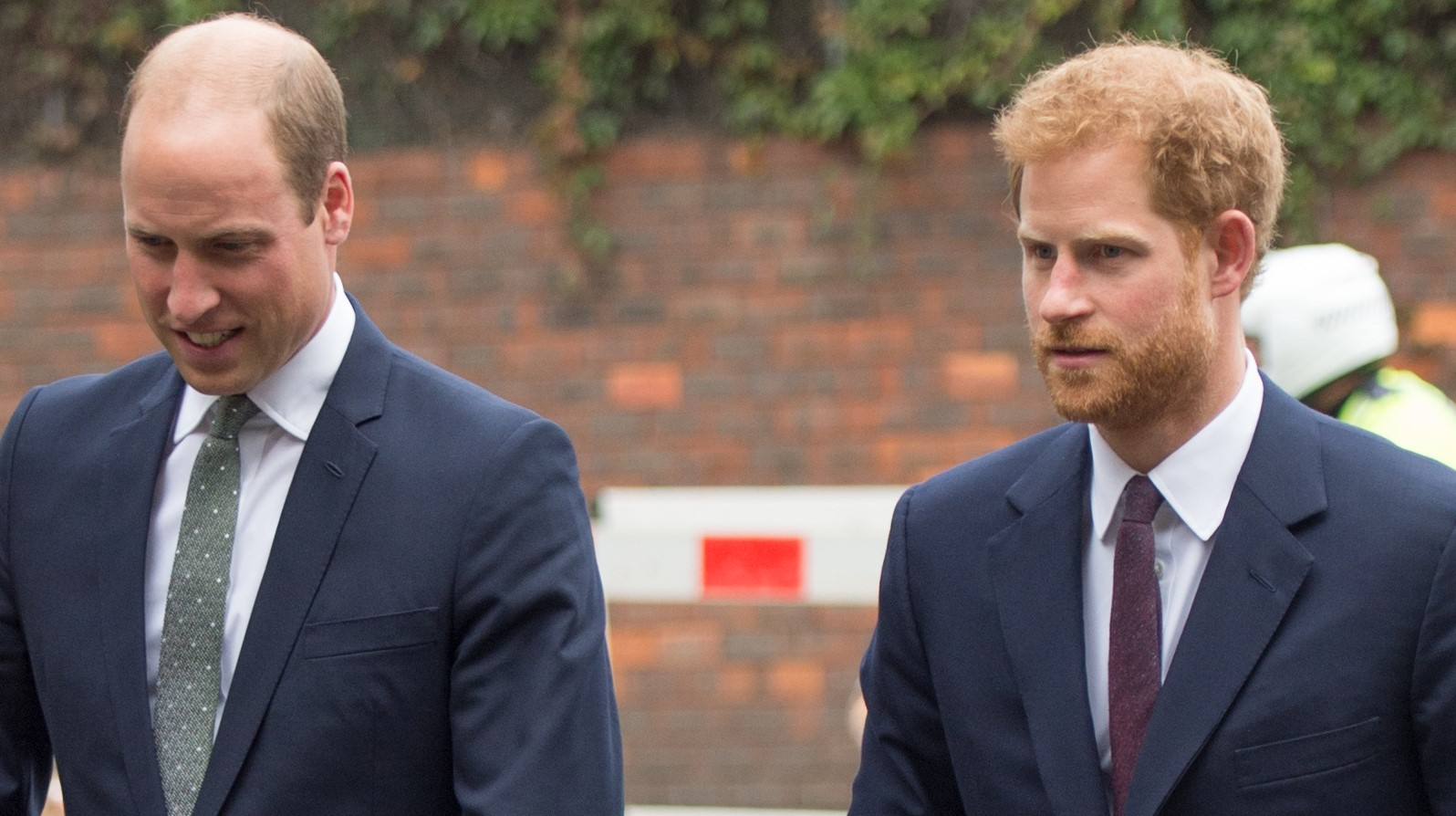 Prince William 'reveals sadness over relationship with brother Harry'