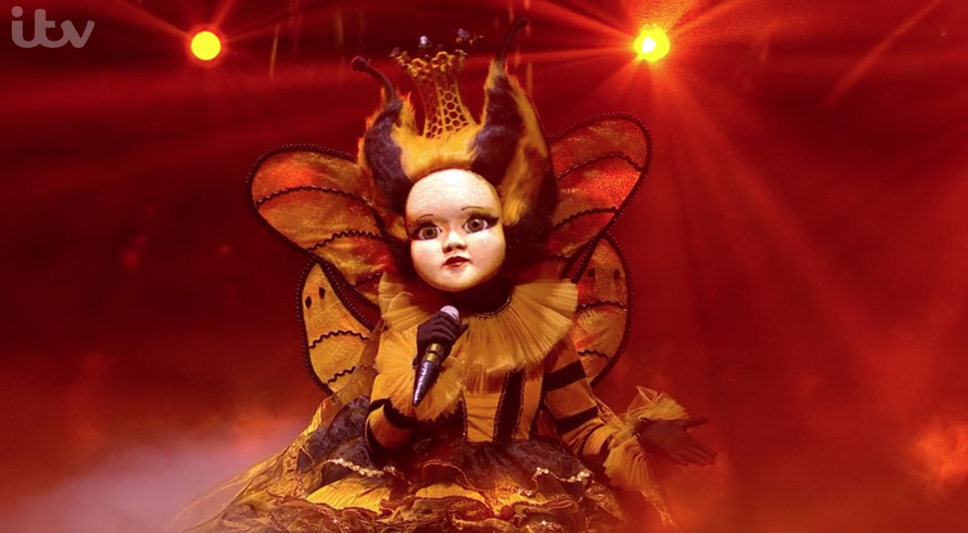The Masked Singer viewers convinced Queen Bee is Nicola Roberts