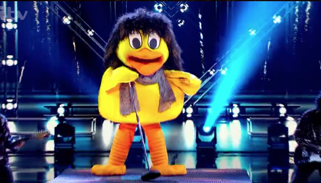 The Masked Singer viewers think The Chase star Jenny Ryan is Duck