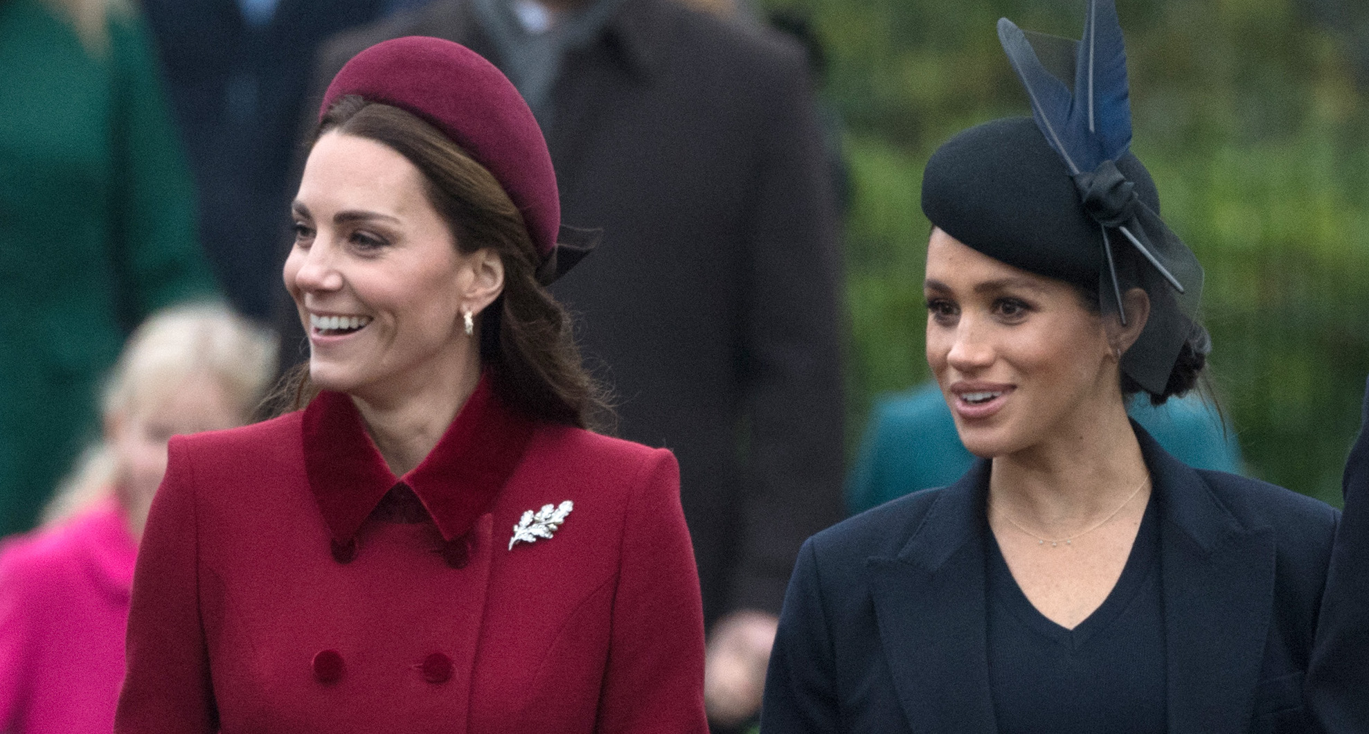 Kate and Meghan 'haven't spoken in six months after cutting ties on WhatsApp'
