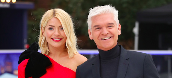 Holly Willoughby and Phillip Schofield 'apologised to Jason Gardiner after snub'