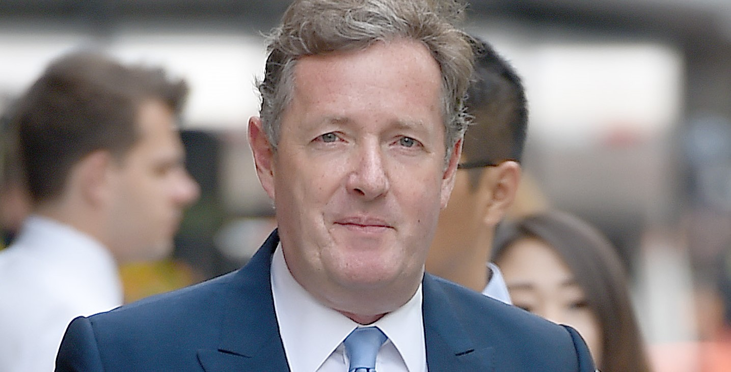 Piers Morgan jokingly threatens to 'leave the country' over Meghan and Harry backlash