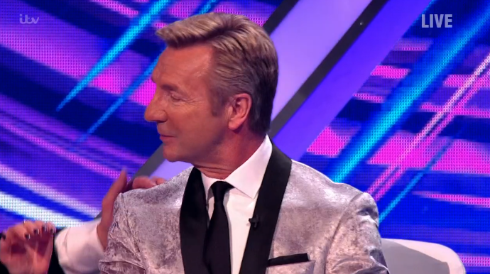 Dancing On Ice: Libby Clegg's routine leaves Christopher Dean emotional