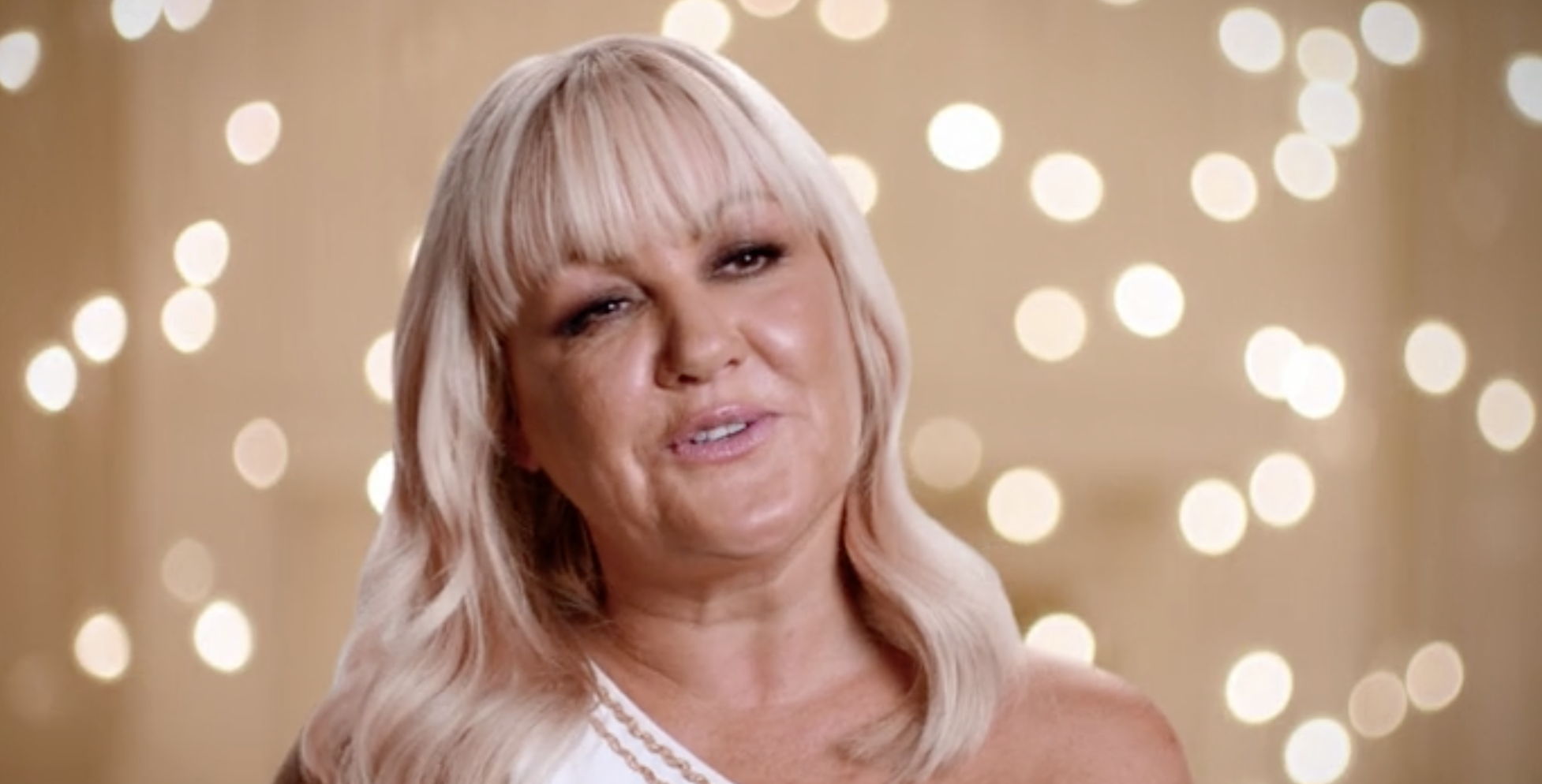 'Insecure' Lisa George reveals she hasn't lost any weight during Dancing On Ice training