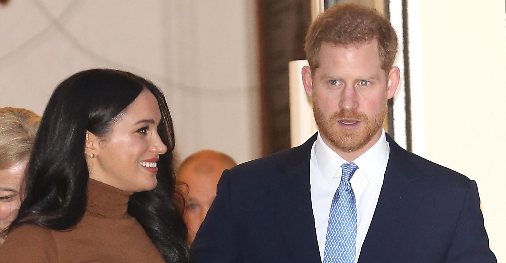 Harry 'heartbroken over royal exit but Meghan wants to leave'
