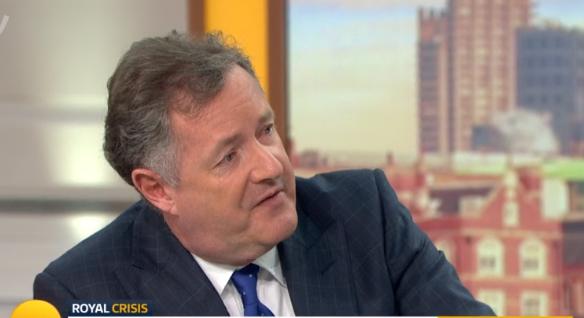 Piers Morgan slams GMB guest who brands him 'racist' in Meghan debate
