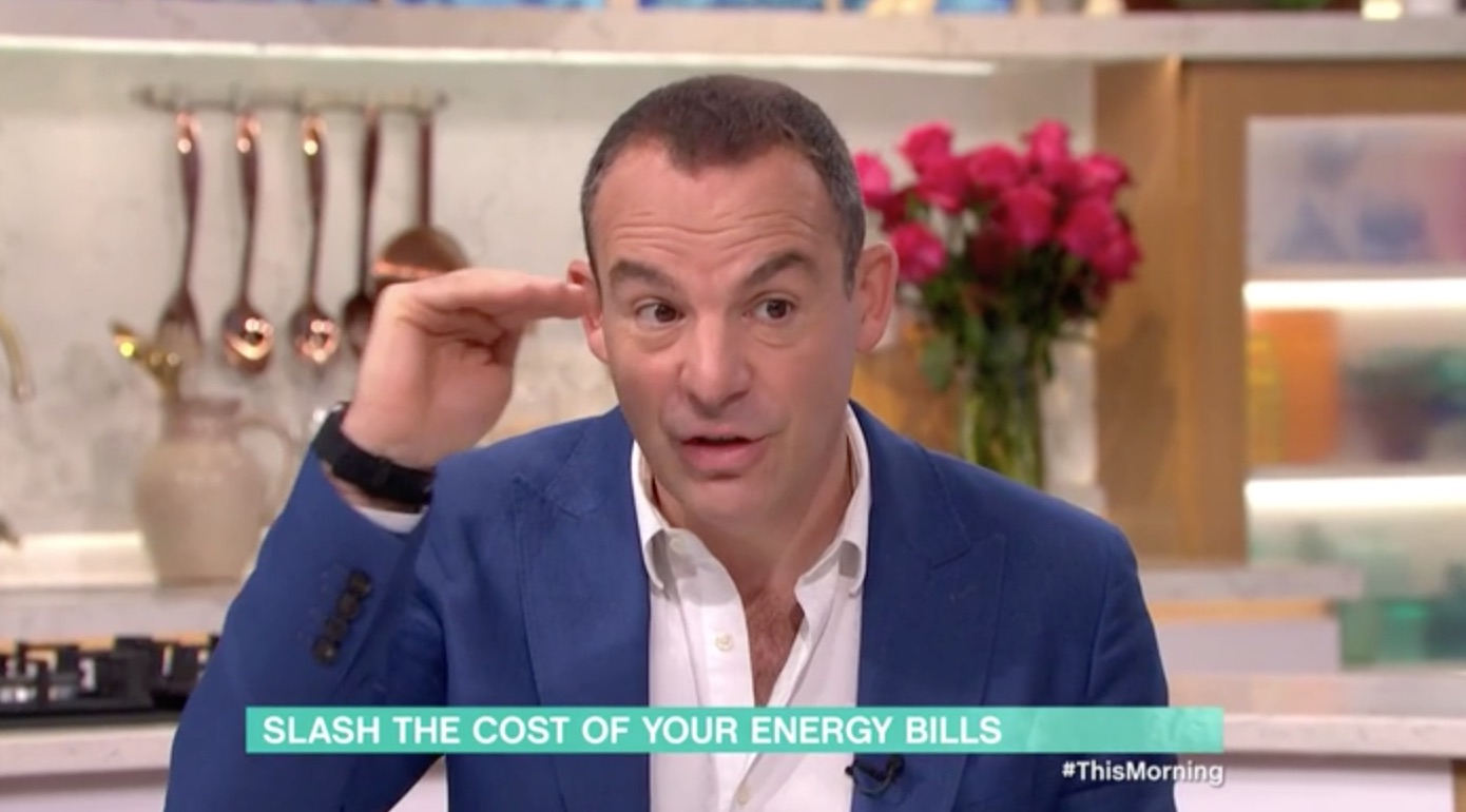 Martin Lewis: 11million people are overpaying for their energy bills