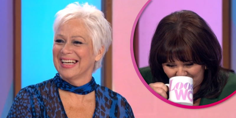 Loose Women apologises over Denise Welch's 'pussy' joke about Coleen Nolan