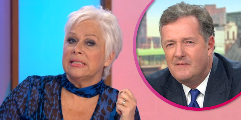 Denise Welch claims Harry and Meghan 'need to be protected' from Piers Morgan