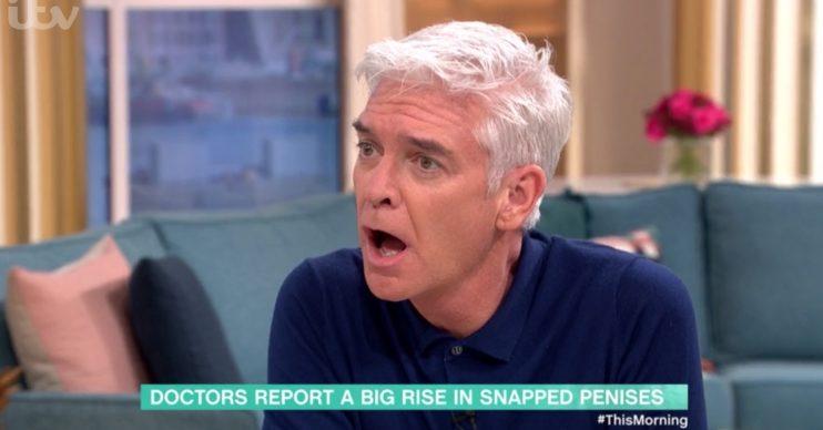 This morning penis 3