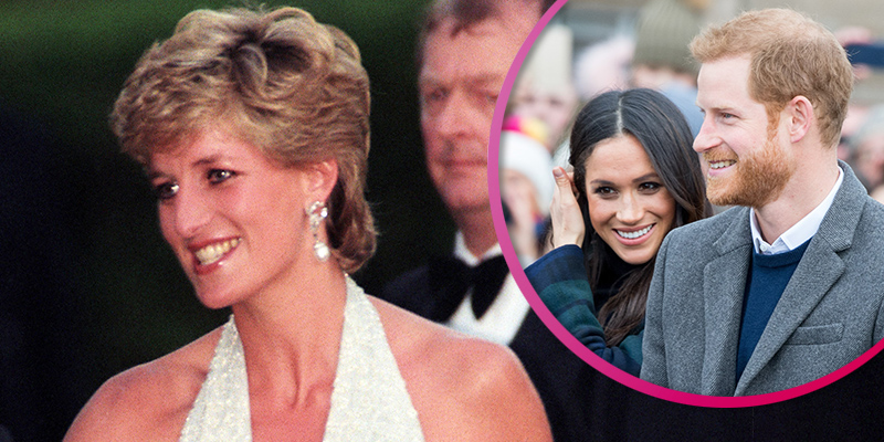 Former butler to Princess Diana Paul Burrell says she would 'want Meghan and Harry to be happy'