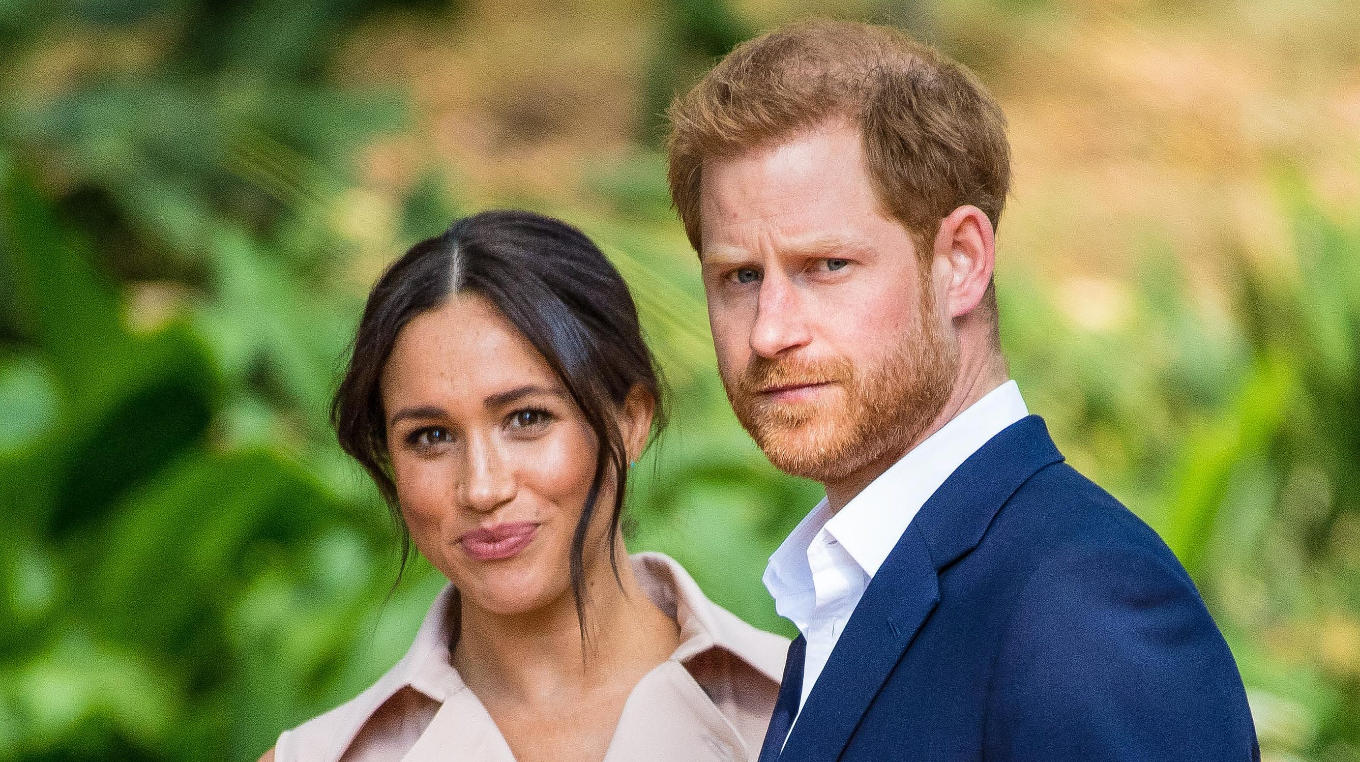 What really happened behind closed doors at Meghan and Harry's royal summit