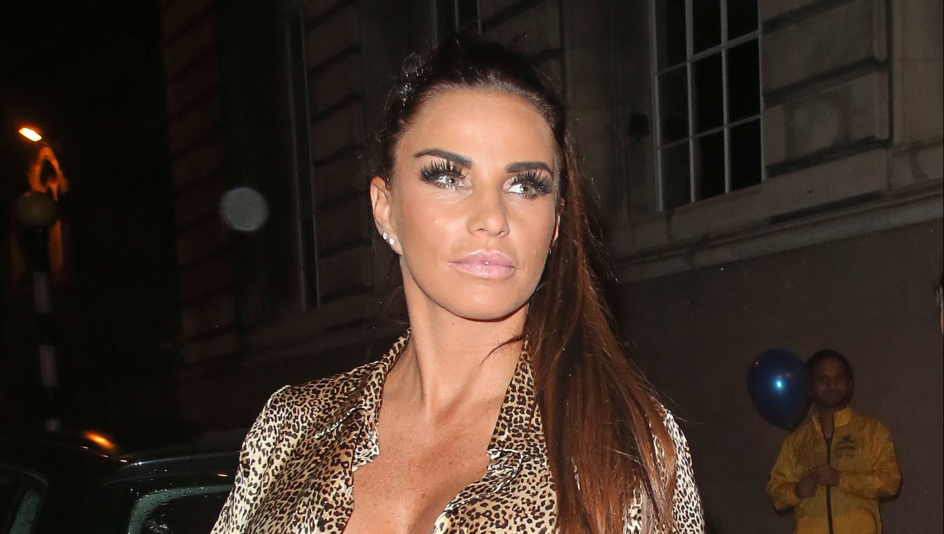 Katie Price admits fears for eldest son Harvey