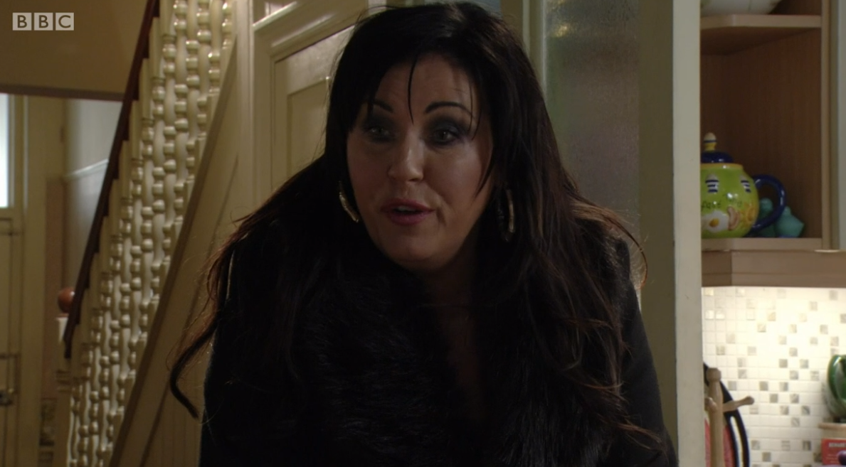 EastEnders fans in disbelief at Kat Moon's age!