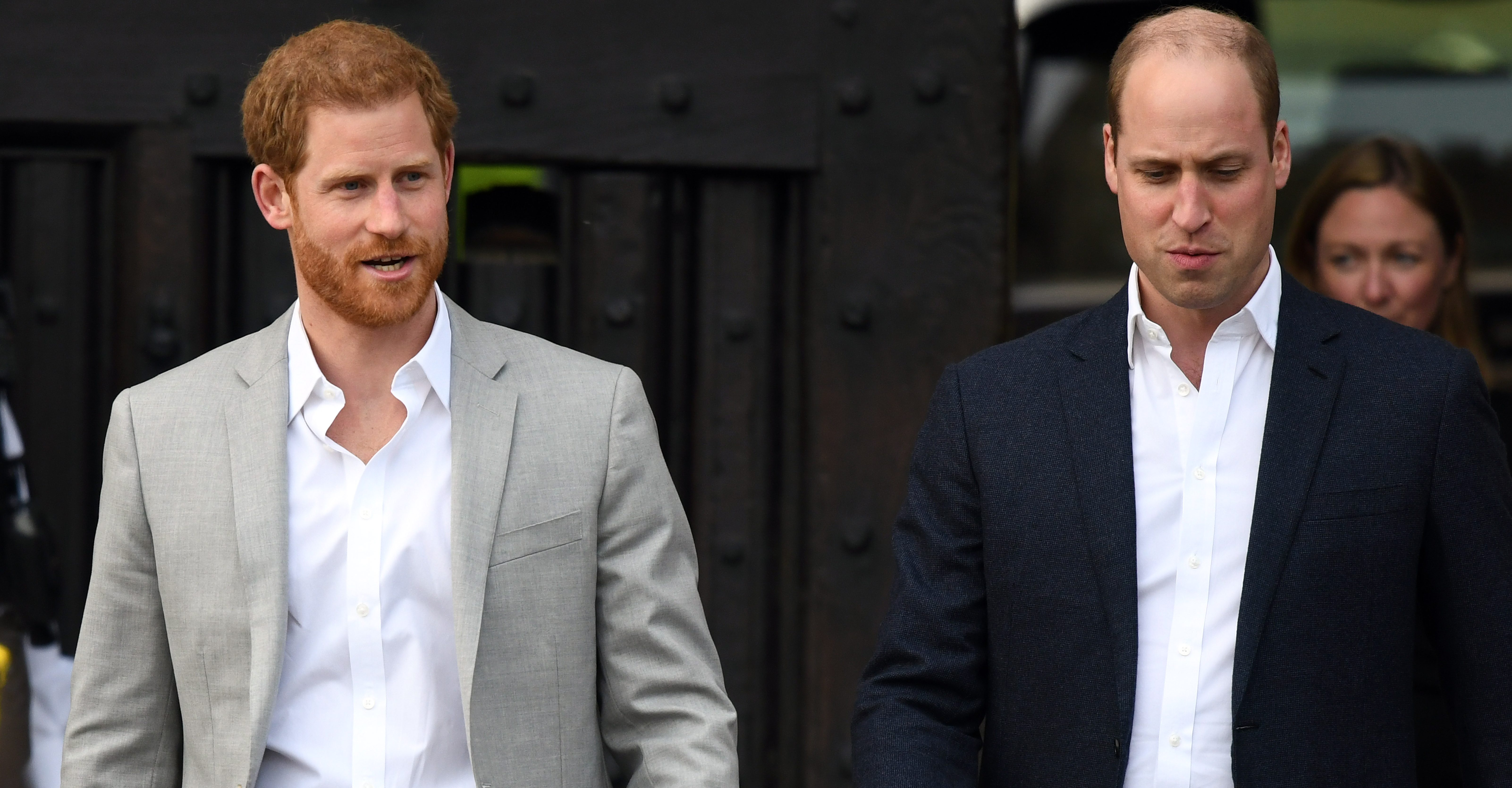 William and Harry 'had furious clash the night before families attended polo match last summer'