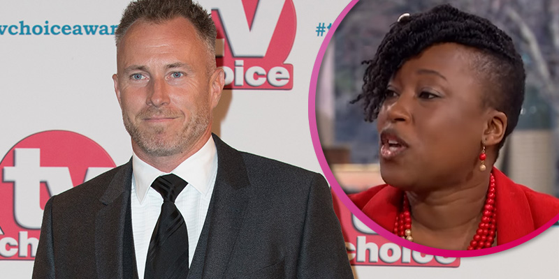 James Jordan sparks outrage by calling This Morning guest 'this black woman' after debate