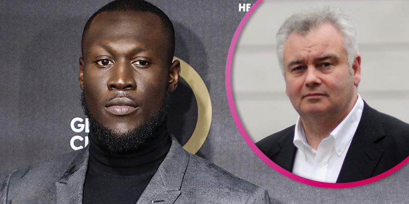 Stormzy slams Eamonn Holmes over Meghan Markle 'uppity' race row