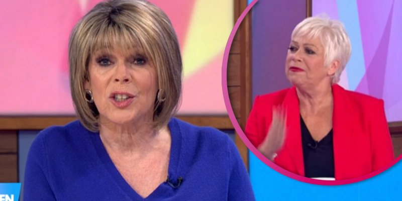 Ruth Langsford and Saira Khan clash with Denise Welch in Meghan debate on Loose Women