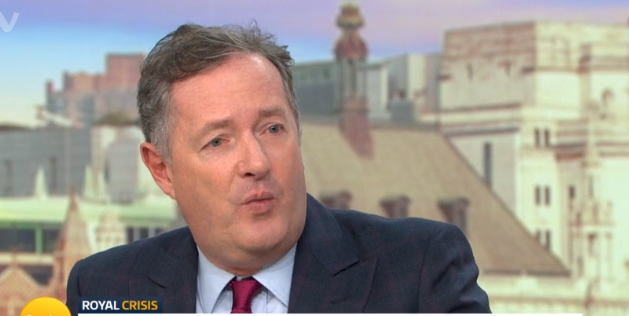 Piers Morgan launches scathing attack on David Walliams