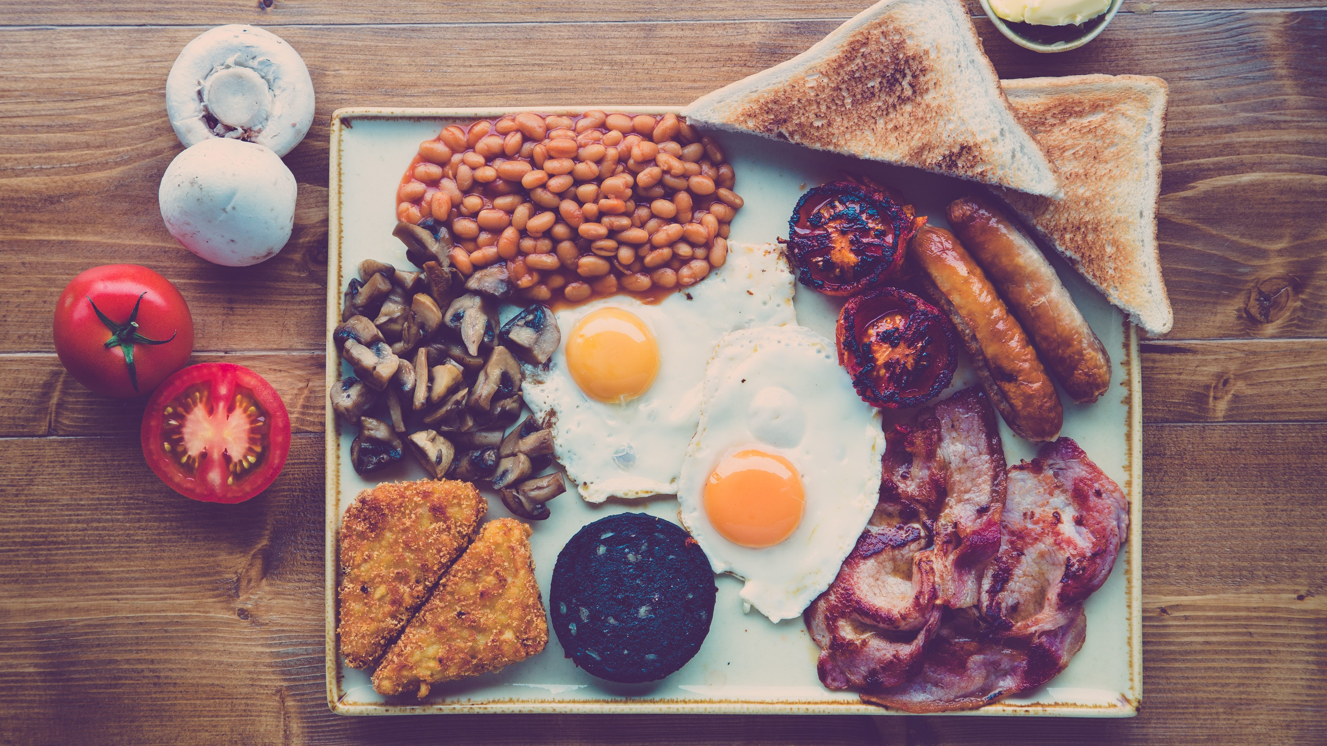New research shows one in five Brits under 30 has NEVER had a fry up