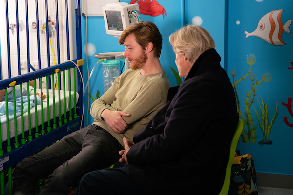 Coronation Street SPOILERS: Daniel devastated as Bertie's diagnosed with measles