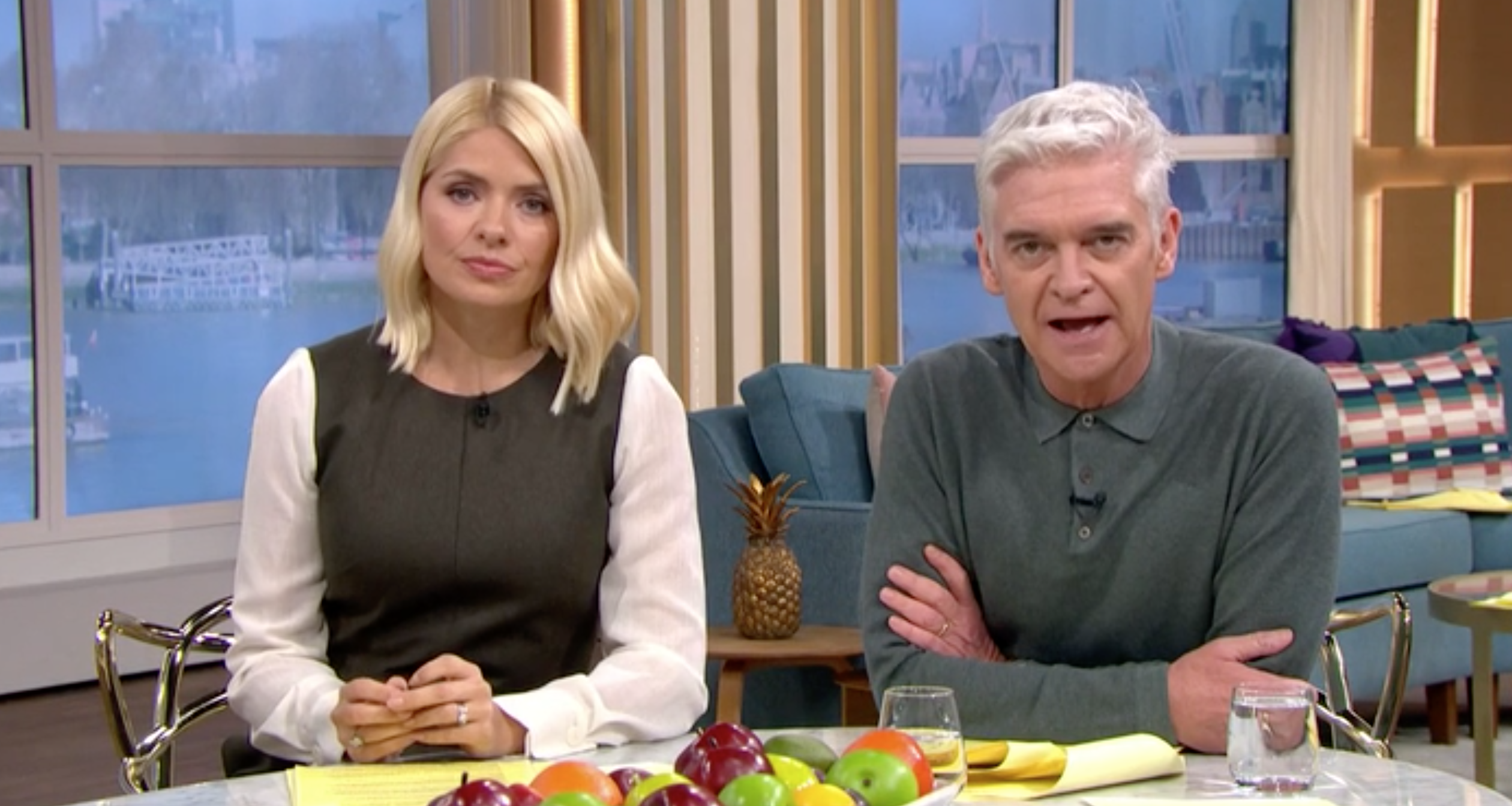Holly Willoughby and Phillip Schofield 'spark pay row on This Morning after receiving a raise'