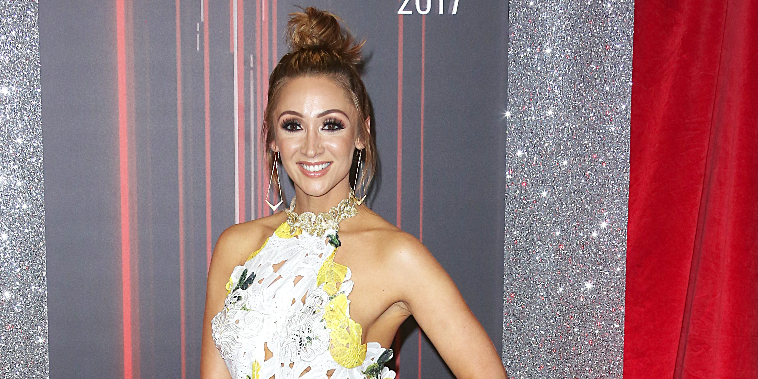 Lucy-Jo Hudson hopes for third Hollyoaks stint
