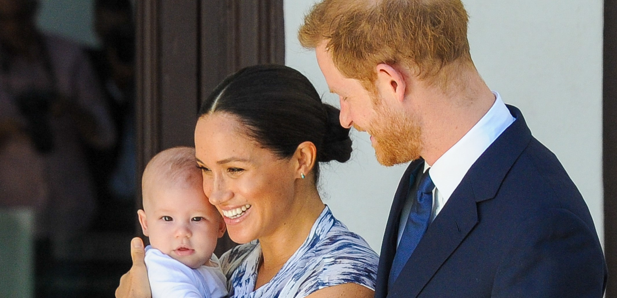 Archie 'has only seen cousins George, Charlotte and Louis TWICE since he was born'