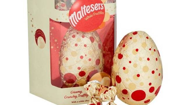 Maltesers fans say 'dreams do come true' as Maltesers White Truffles Easter egg is launched