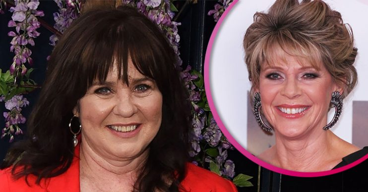 Coleen Nolan and Ruth Langsford