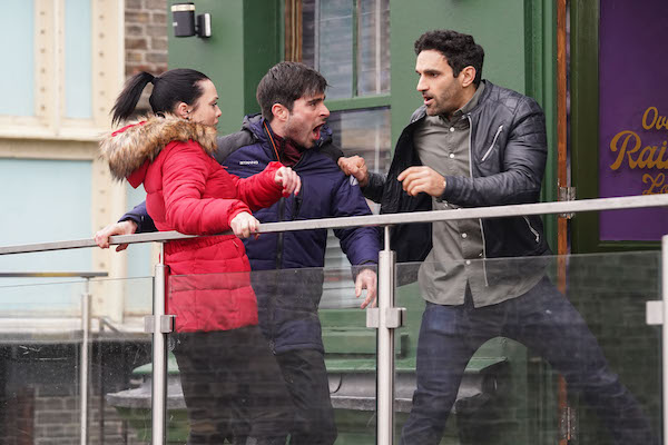EastEnders SPOILERS: Leo dead after being attacked by Kush?