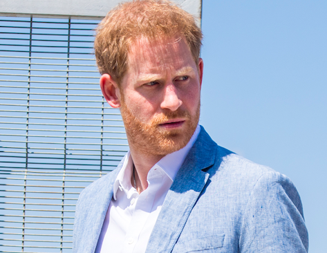 Prince Harry breaks silence for first time since he and Meghan 'split from Royal Family'