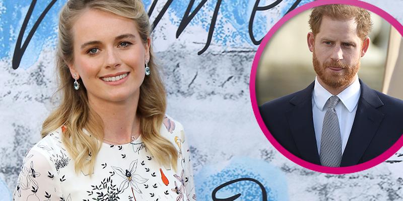 Prince Harry's ex Cressida Bonas breaks her silence as royal crisis rumbles on