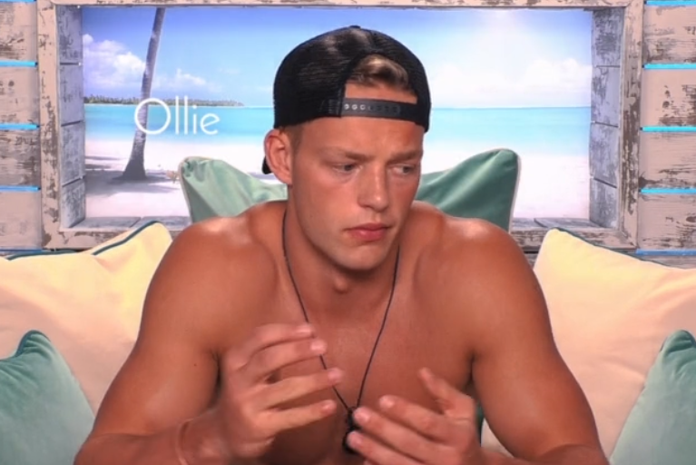 Love Island bosses dismiss claims Ollie quit over hunting furore