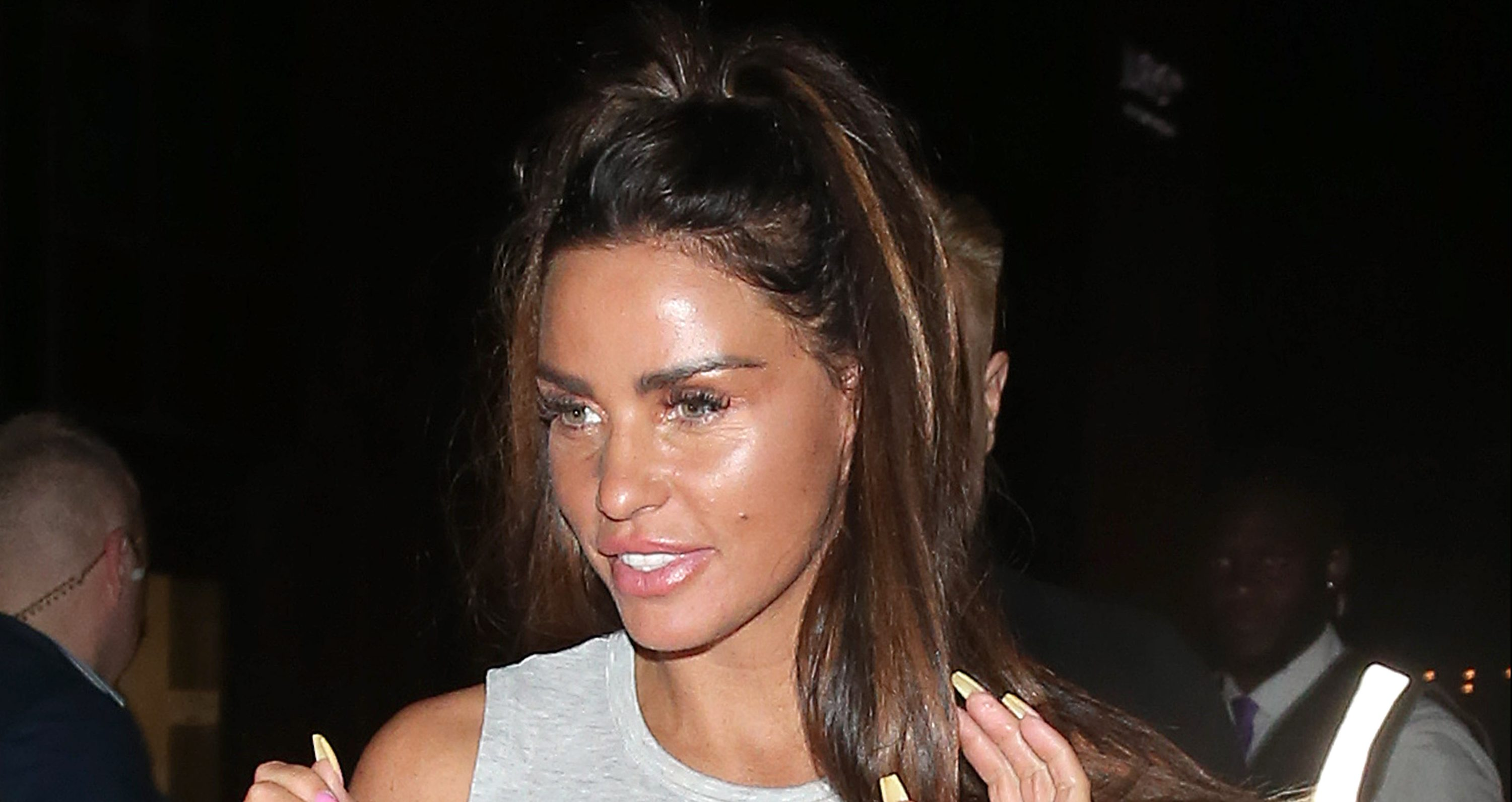 Katie Price reveals new series will focus on Kris split and rebuilding mucky mansion