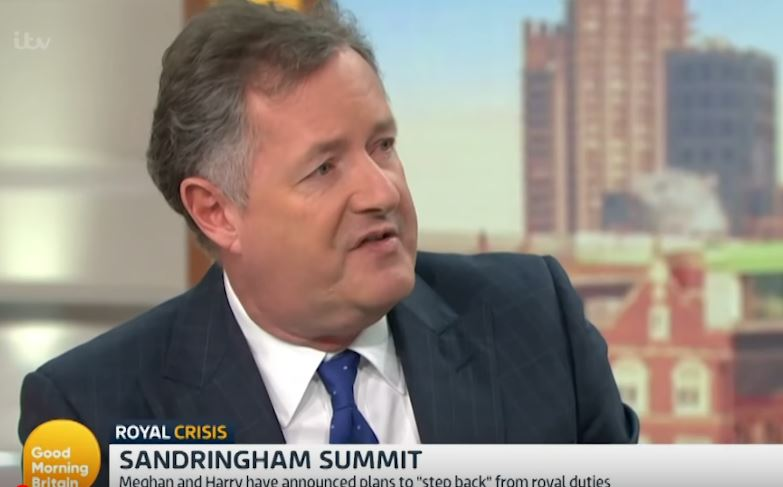 Calls for boycott of Good Morning Britain over claims Piers Morgan bullied female guest