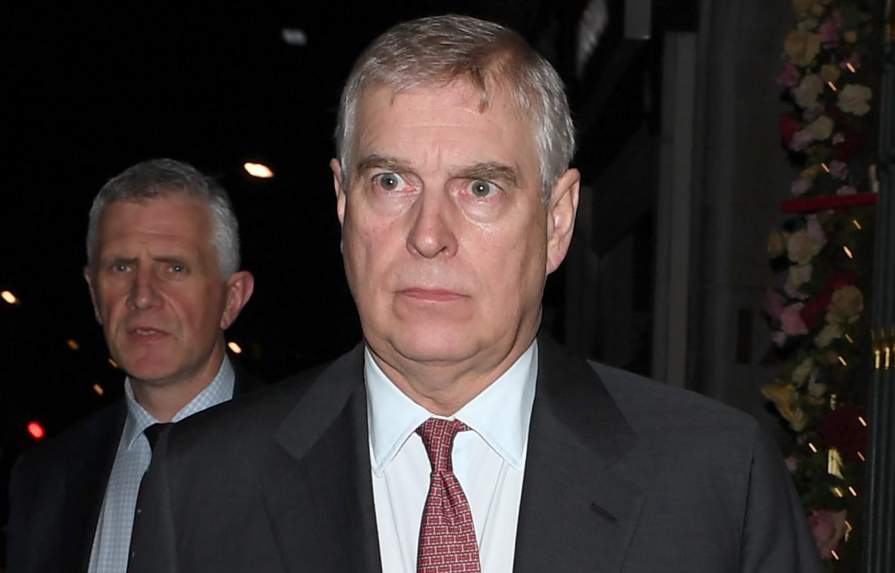 Prince Andrew may lose armed protection in major `security downgrade`