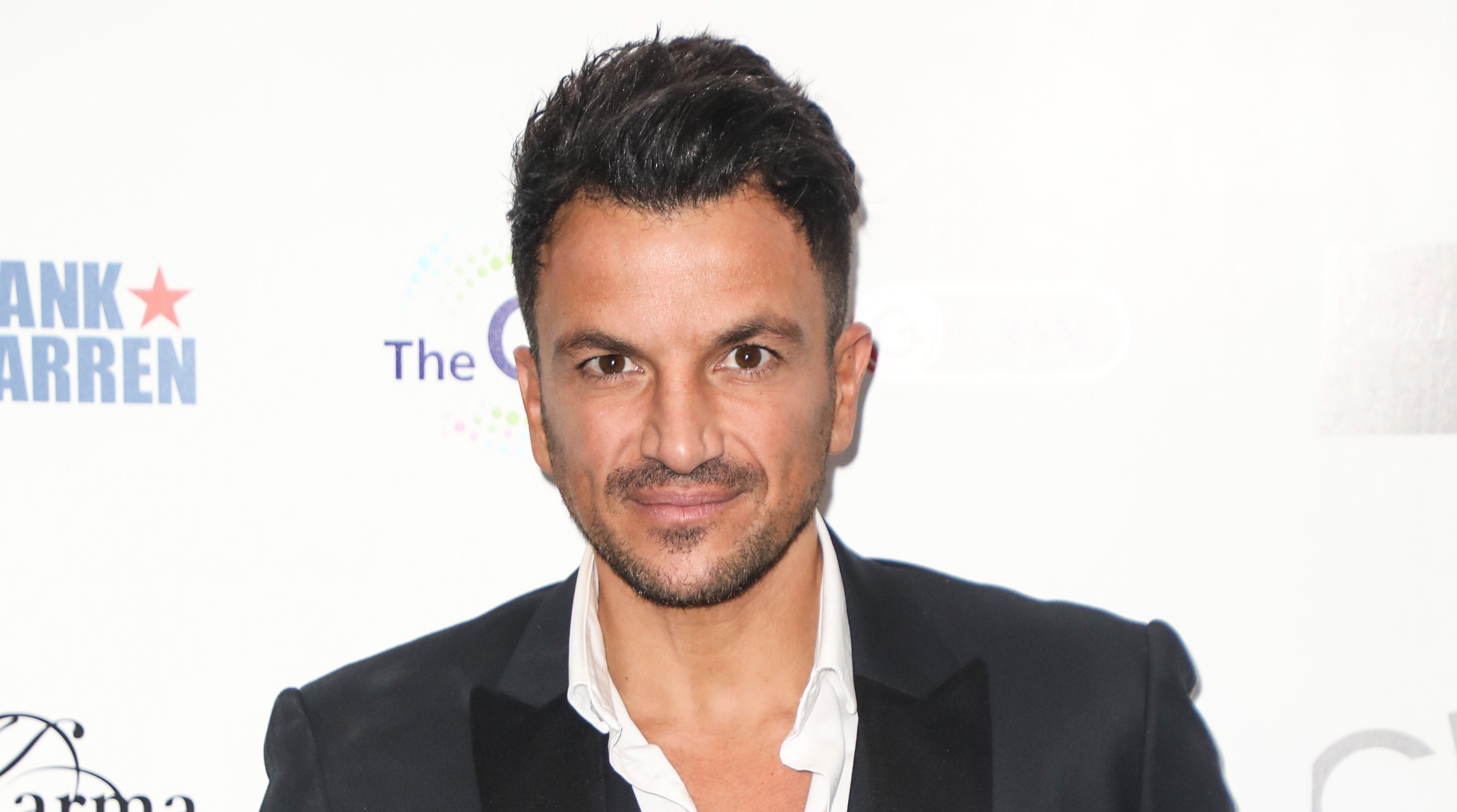Peter Andre confirms he's going to start his own YouTube channel