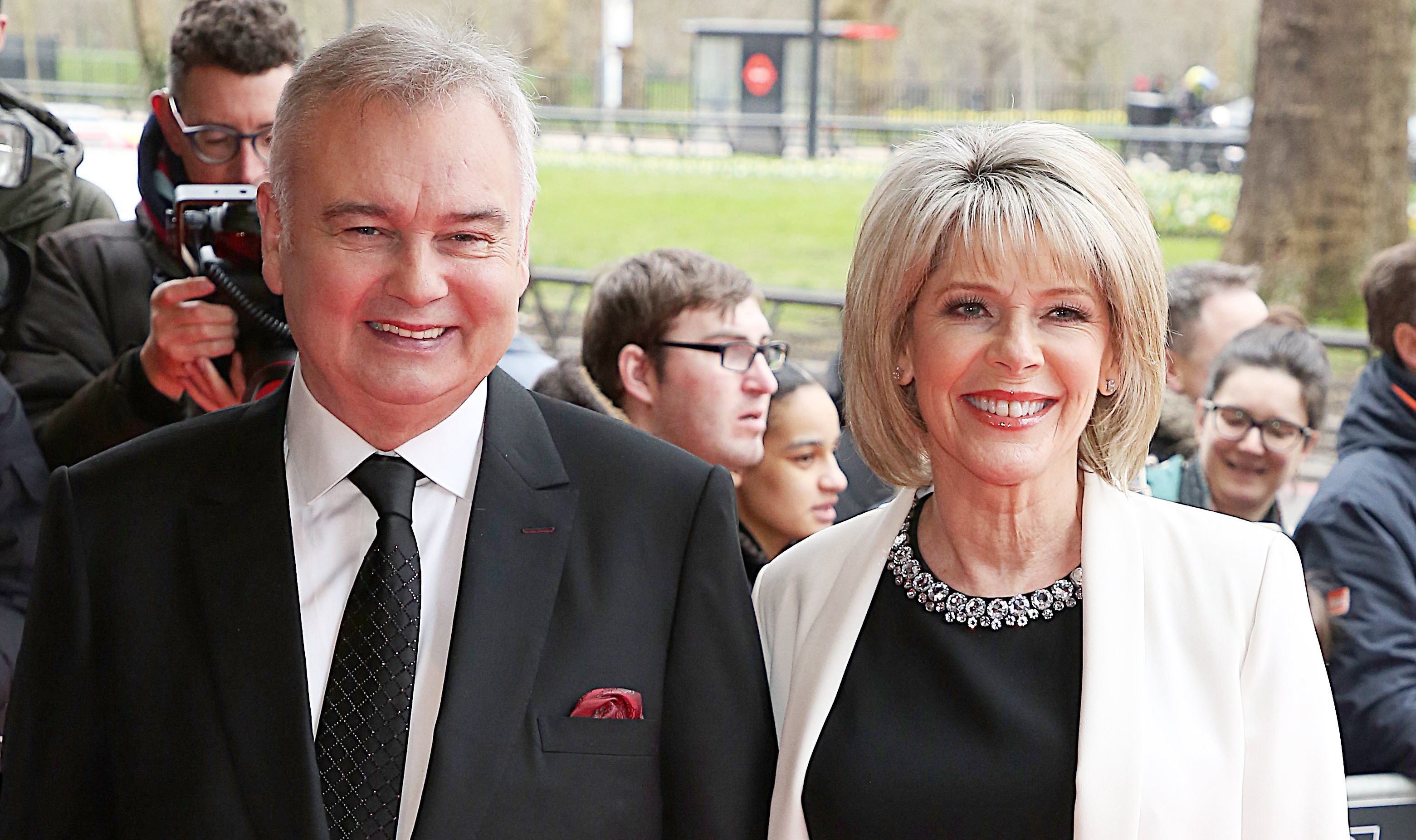 Craig Revel Horwood reveals Eamonn Holmes' insult to wife Ruth Langsford