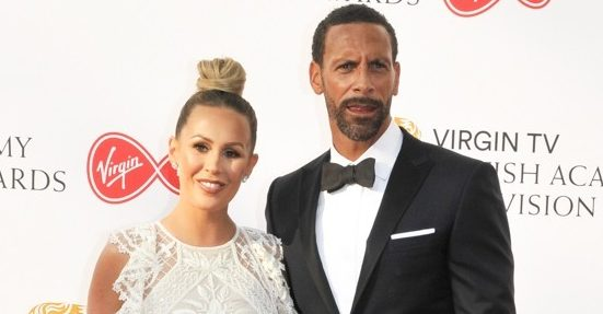 Kate and Rio Ferdinand announce new TV show that follows their struggles as a stepfamily