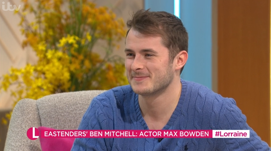 EastEnders' Max Bowden taking his nan to NTAs and calls her 'his world'