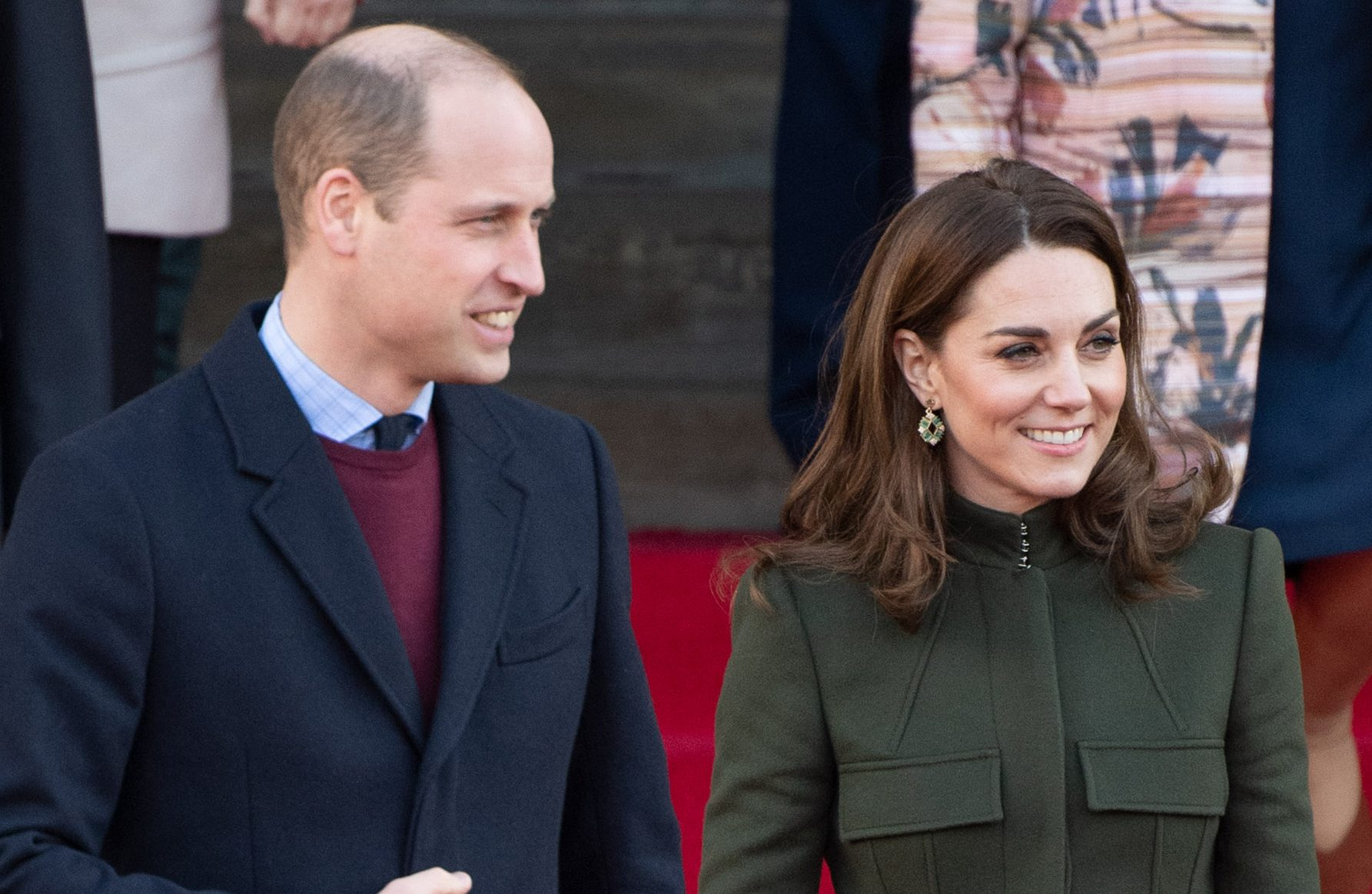Duke and Duchess of Cambridge replacing Queen at major Palace summit as royal drama rumbles on