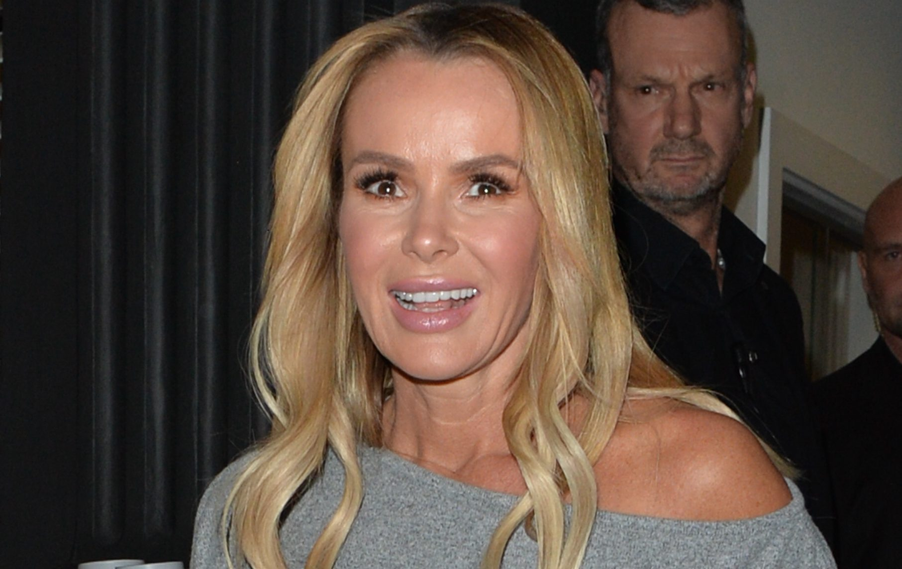 Amanda Holden's daughter Hollie is a little mini-me at Britain's Got Talent auditions