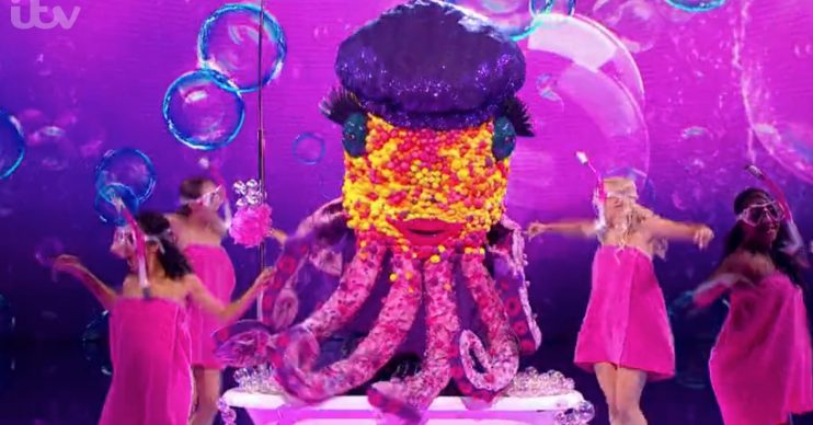 Octopus Masked Singer