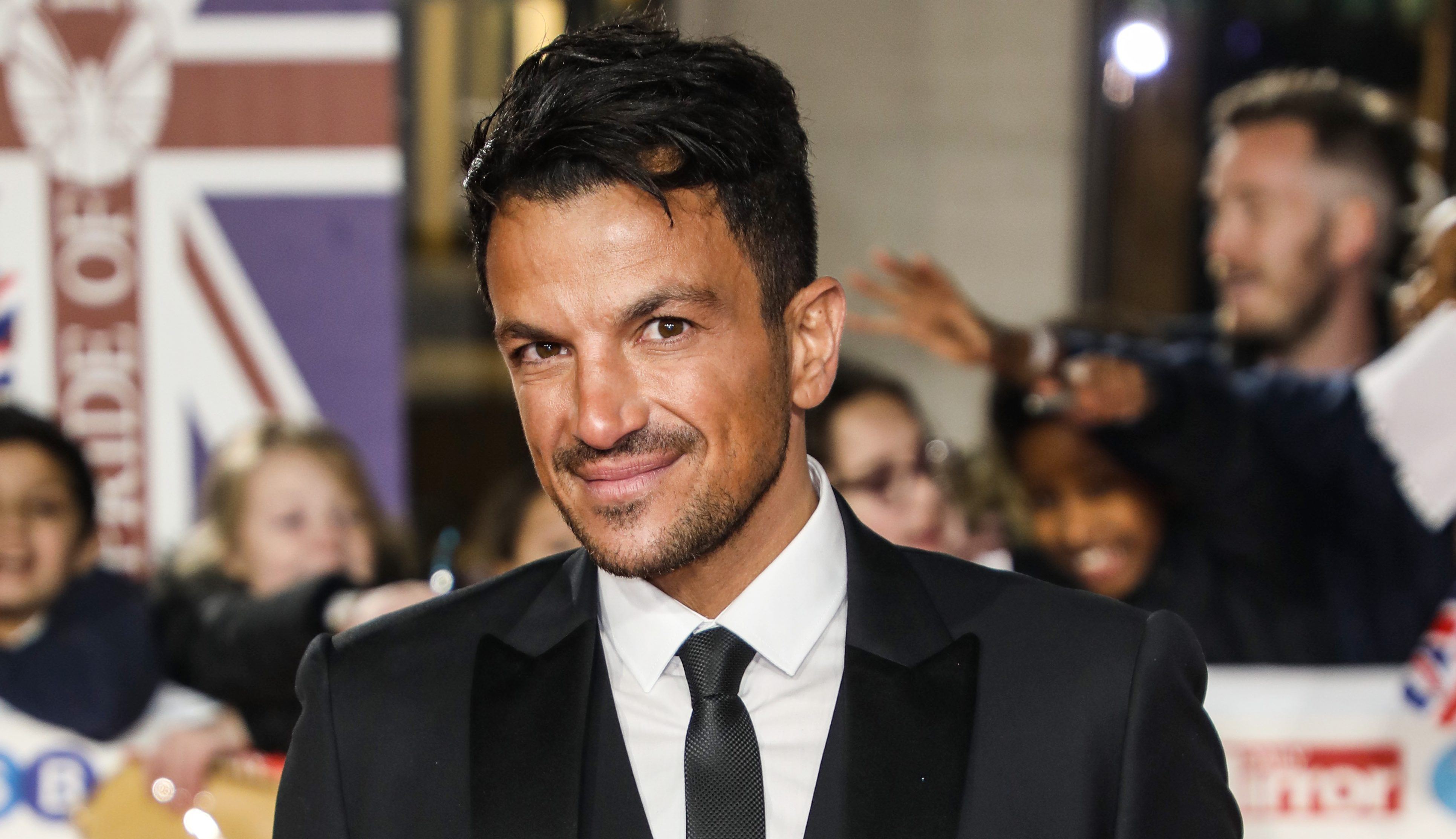 Peter Andre fires up the BBQ and admits defeat in vegan challenge with Emily