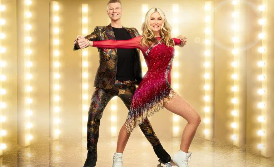 Dancing On Ice offers no explanation on Caprice and Hamish 'parting ways'
