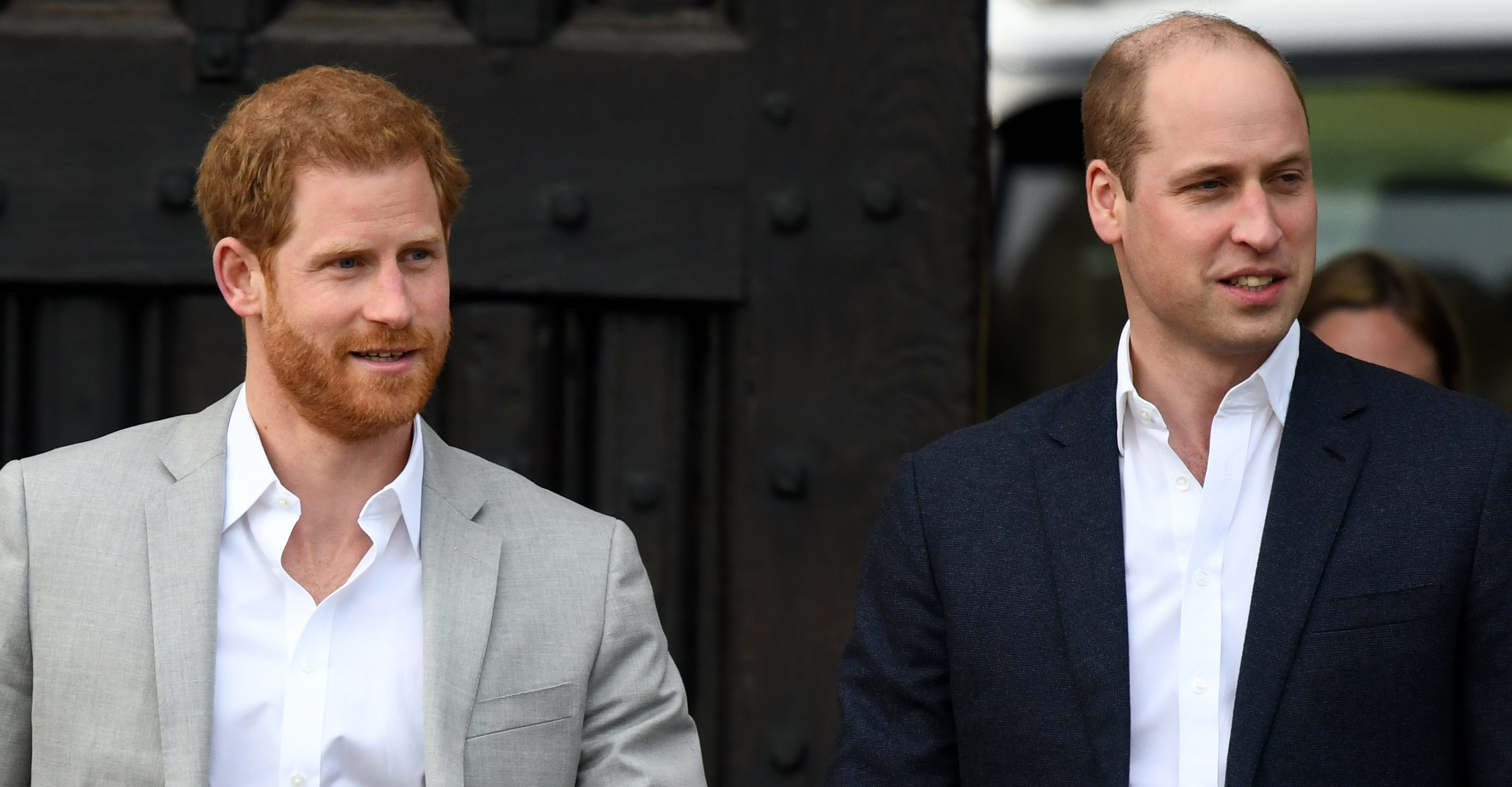 William and Harry end their two-year feud after realising it was 'now or never'
