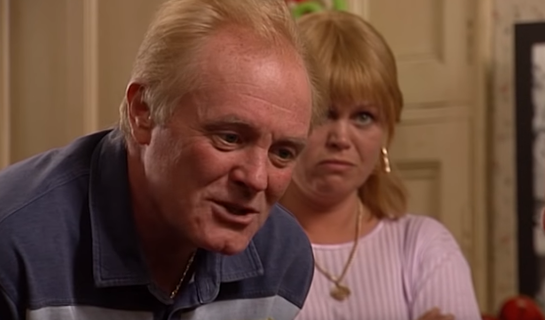 Former Coronation Street star Bruce Jones reveals being called Les Battersby 'gets on his nerves'