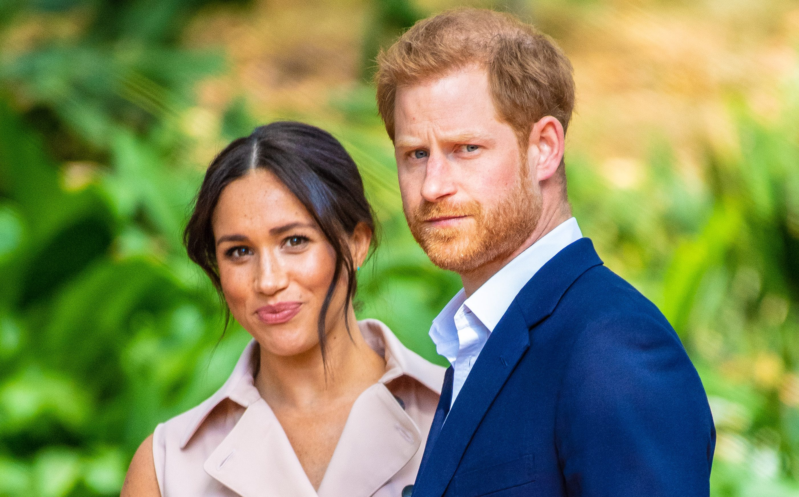 Meghan Markle and Prince Harry 'to fund new life by launching film company'